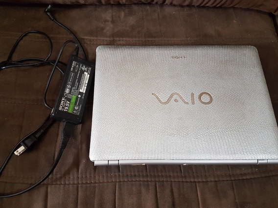 Sony Vaio - Vgn-cr520d - Core 2 Duo - 3gb Ram - Win10
