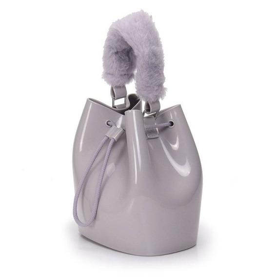 Bolsa Zaxy Wish Bag 17620 - Cinza