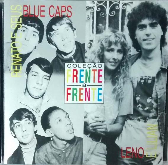 Cd Renato E Seus Blue Caps - Frente A Frente - Usado