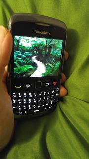 Blackberry Curve 3900 Funda Carg Y Bat Original. Un Caño.