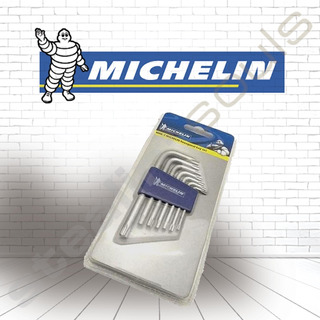 Michelin | Set | Llaves Torx | 7 Unidades
