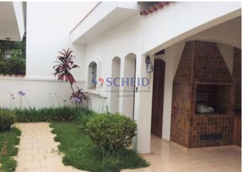 Excelente Casa Térrea Na Granja Julieta - Zona Sul - Mr75722