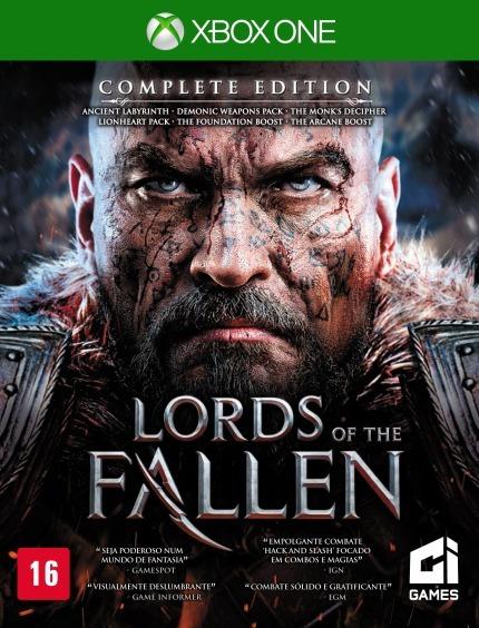 Jogo Lords Of The Fallen Complete Edition - Xbox One Lacrado