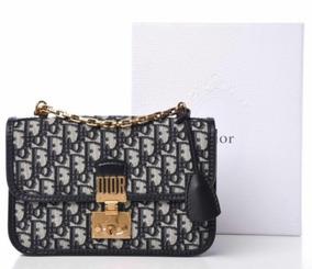 Bolsa Dior Dioraddict Oblique - Pronta Entrega Na Caixa