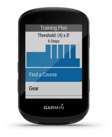 Ciclocomputador Edge 530 Garmin Gps Com Mapeamento De Inform