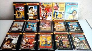 Box Coleção Mazzaropi 15 Fillmes Originais