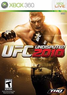 Ufc 2010 Xbox 360