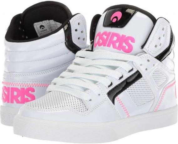 Zapatillas Osiris Clone Womens White Sale 30% Off