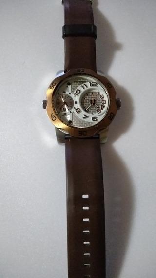 Relógio Mondaine 2 Mostradores Lindo