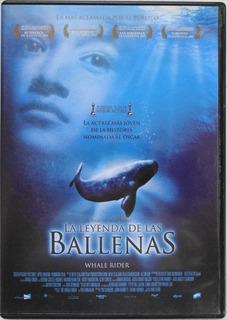 La Leyenda De Las Ballenas Dvd