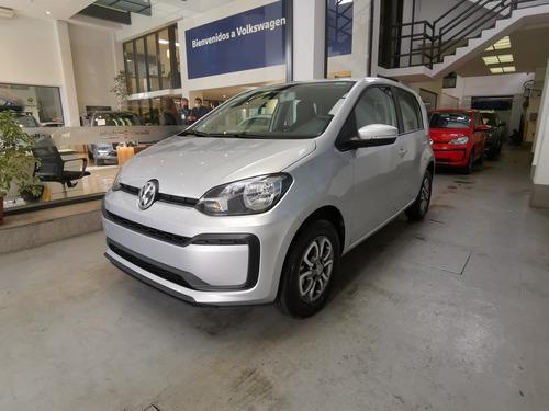 Volkswagen Up! Versión Move 0km Gris Plata