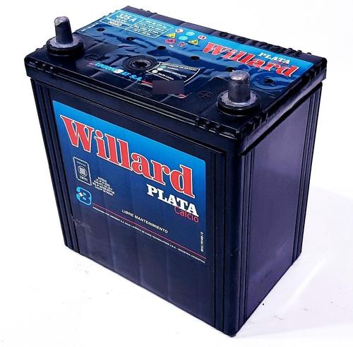 Imagen 1 de 4 de Bateria Willard Ub325 12x36 Honda Fit City Atos Borne Fino