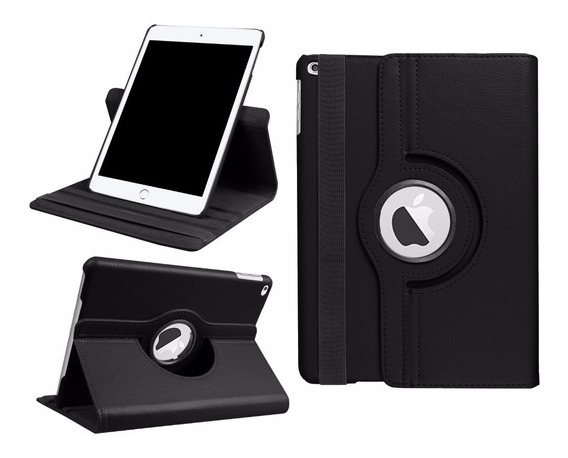 Capa Case 360 iPad New 9,7 2018 1822 1823 A893 A1954 + Vidro