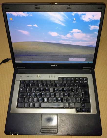 Notebook Dell Latitude 120l Celeron 1.5ghz/40gb Hd/512mb Ram