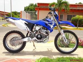 Yamaha Wr250f 126 Cc - 250 Cc