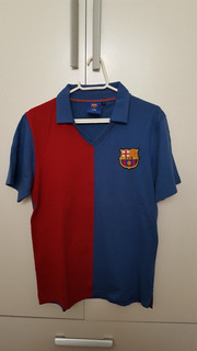 Camisa Barcelona Retro Passeio