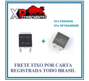 Kit 2x = 1x Sf10a400hd + 1x Fgd4536