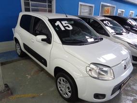 Fiat Uno Vivace 2015 1.0 Flex 4pts Completo Unico Dono
