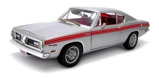 Plymouth Barracuda 1969 1:18 Highway 61 Edição Limitada