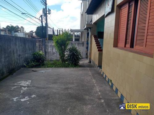 Terreno À Venda, 312 M² Por R$ 500.000,00 - Alves Dias - São Bernardo Do Campo/sp - Te0021