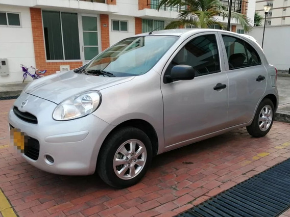 Nissan March Active Pure Drive 2ab 2016