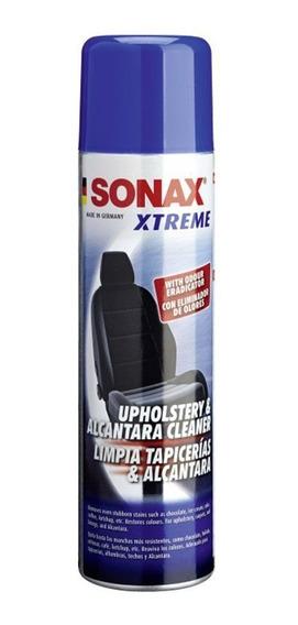 Limpador De Tecidos Alcantara Cleaner 400ml Sonax