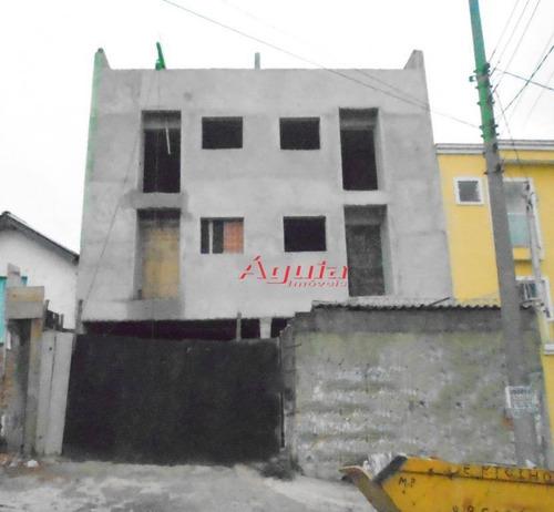 Apartamento Com 3 Dormitórios À Venda, 70 M² Por R$ 340.000,00 - Vila Metalúrgica - Santo André/sp - Ap0341