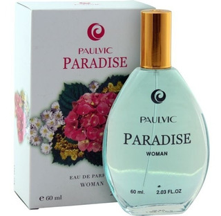 Perfume Mujer Paulvic Paradise X60 Ml. Vaporizador Fragancia