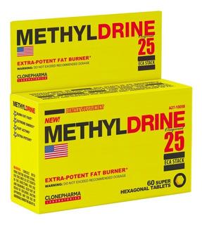 Methyldrine Eca Stack 60 Caps Clone Pharma Com Nota Fiscal