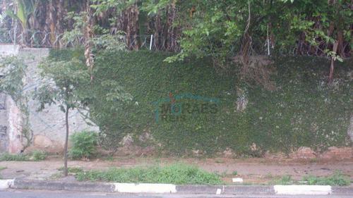 Terreno À Venda, 760 M² Por R$ 3.200.000,00 - Brooklin Paulista - São Paulo/sp - Te0155
