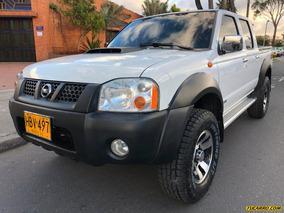 Nissan Frontier Np300 2500cc 4x4 Diesel