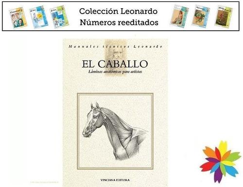 Libro Caballos Coleccion Leonardo Barrio Norte. Increible!!