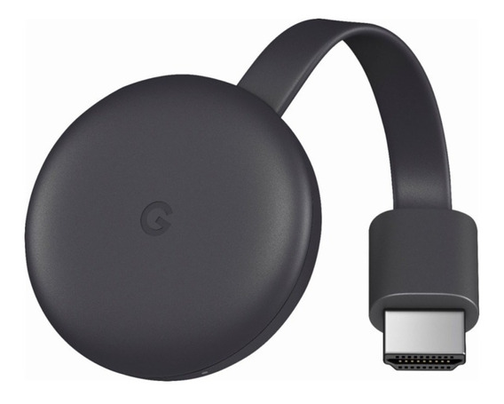 Google Chromecast 3 Chrome Cast Crome Hdmi 1080p Original