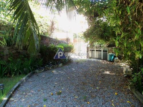 Casa De Rua À Venda, 4 Quartos, 1 Suíte, Cosme Velho - Rio De Janeiro/rj - 21549