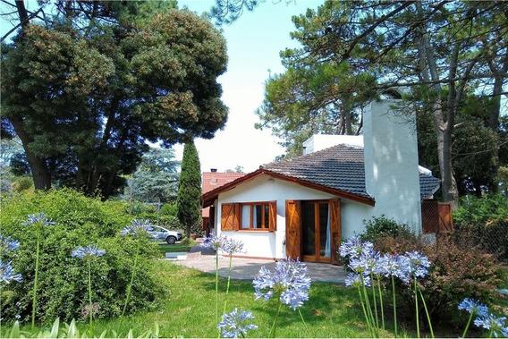 Casa 3 Ambientes En Bosque Peralta Ramos