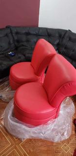Muebles Con Estilo De Lujo, Se Venden Por Par Nuevos