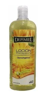 Depimiel Locion Pre Depilatoria Dermohigienica X500ml