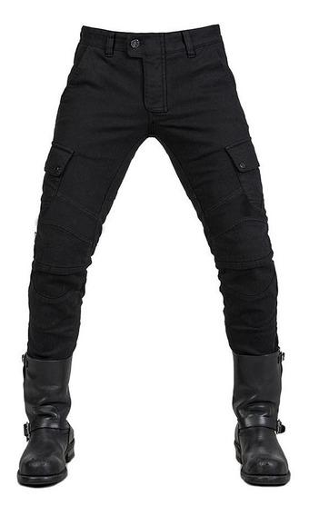 Pantalon Brooklyn Cargo Williams Kevlar Y Protecciones Md!
