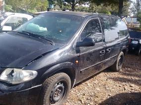 Sucata Chrysler G Caravan 3.3 V6 Gasolina 2005 Rs Caí Peças