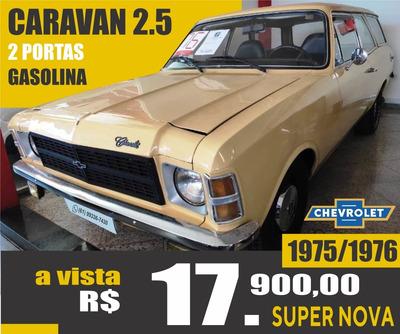Chevrolet Caravan 2.5 4cc Gasolina