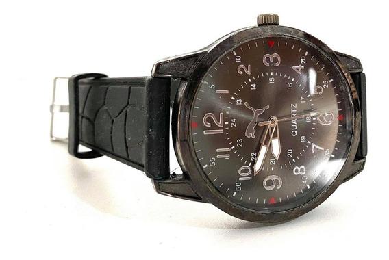 Relógio Puma Usado! Preço Imbatível! Leia A Descrição!