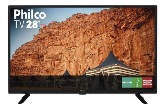 Tv Led Hd 28 Polegadas Philco Ptv28g50d Pix90