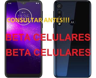 Motorola Moto One Macro Libres 4g Funda Tmb Action