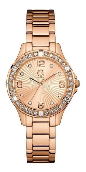 Reloj G By Guess Night Out G99094l1 Bronce Envio Gratis