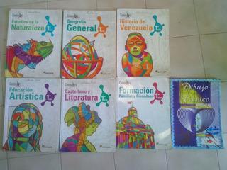 Combo De 7 Libros Para 1er Año
