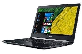 Notebook Acer 15.6p I7-7500u 8gb 2gbnv 1tb W10 A515-51g-72db