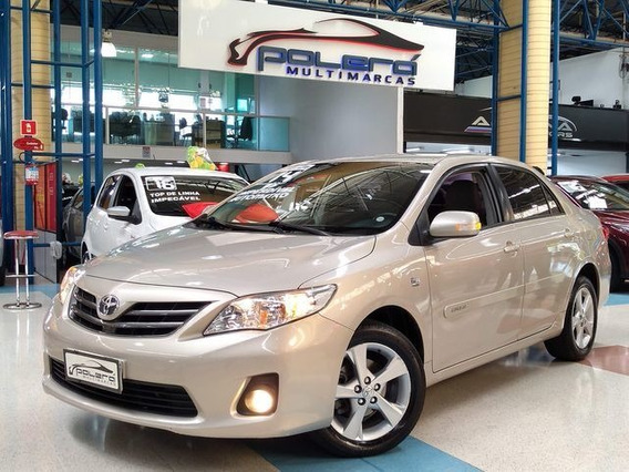 Toyota Corolla Xe-i 2.0 Flex Automático 2014 Novíssimo!