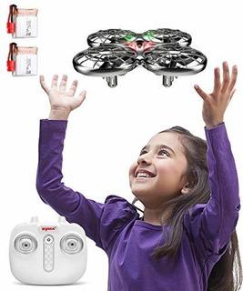 Syma Mini Drone Flying Toy, X100 Rc Drones Para Niños O Adu