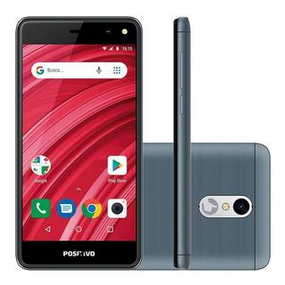 Smartphone Positivo Twist 2 Fit S509 8 Gb Cinza
