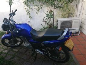 Suzuki En 125 2 A 2014 Única, Todo Al Día!!